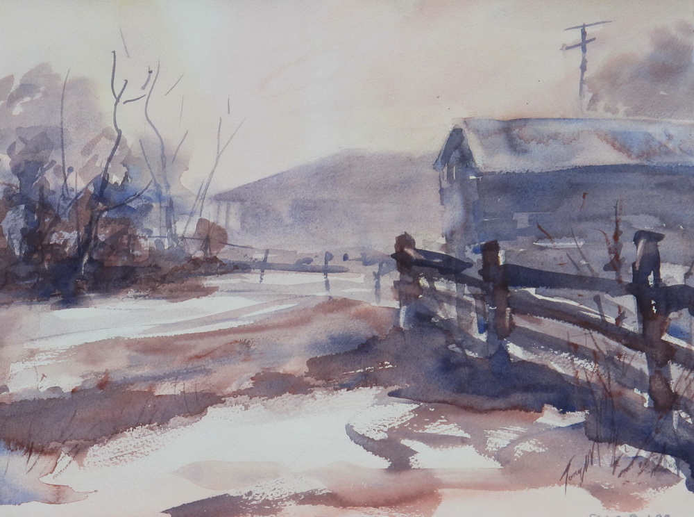 Tony Walker talks about how to finish an artwork as well as what we can learn from other artists, both experienced and beginner alike. Click to read more...
