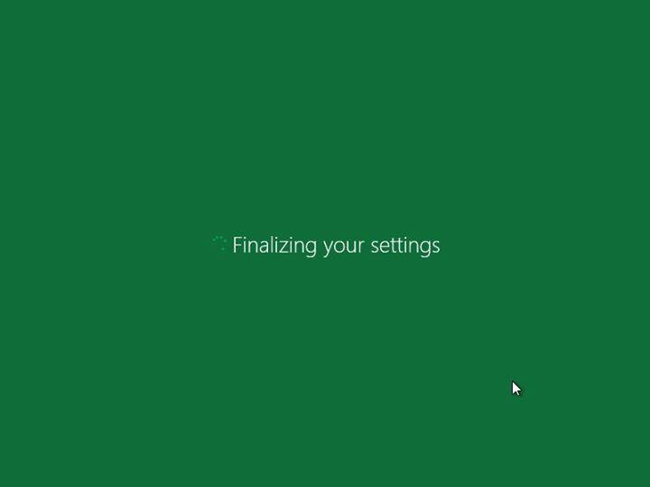 ระบบจะสร้าง Account จากบัญชี Windows Live