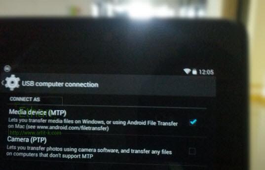[How to] ติดตั้ง MTP Driver บน Windows XP สำหรับ Android