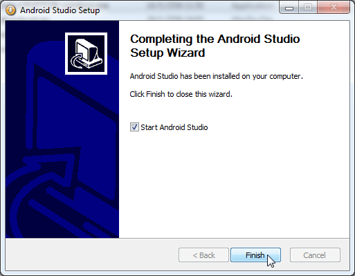 Android Studio 10