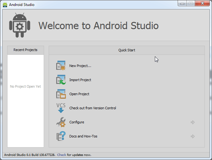 Android Studio 14