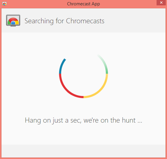 Chromecast PC