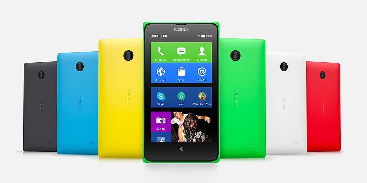 [Review] Nokia X Platform บน Emulator