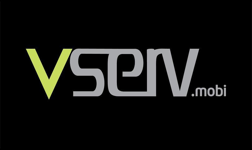 Vserv.mobi Logo