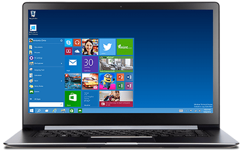 [Review] Install Microsoft Windows 10 Technical Preview