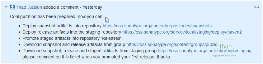 คำแนะนำจากทีมงาน Sonatype สำหรับขั้นตอนต่อไป