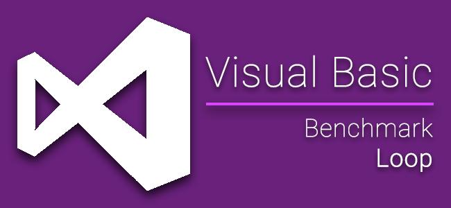 [Dev] Loop แบบไหน บน VB.NET ทำงานได้เร็วกว่ากันนะ~!!