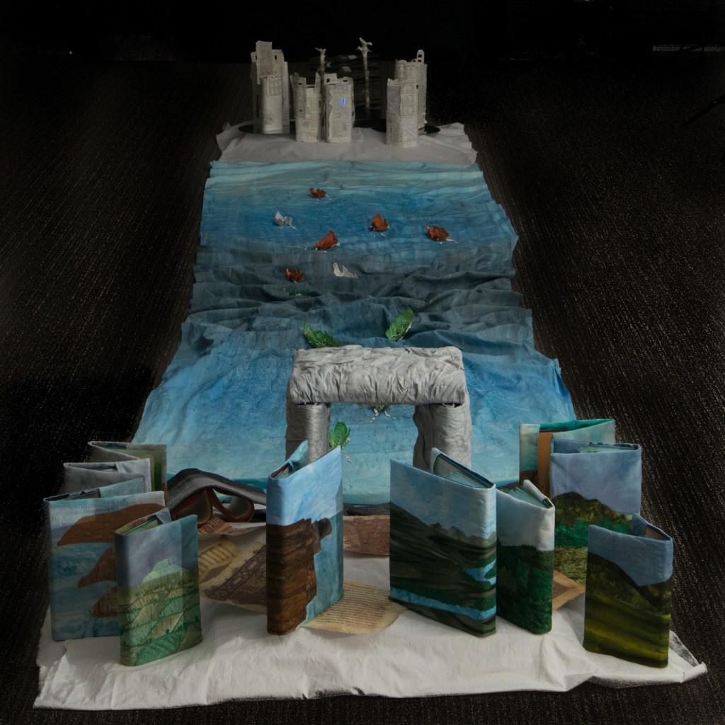 Eileen Doughty Fiber Sculpture