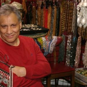 Abdul Wardak of Afghan Tribal Arts