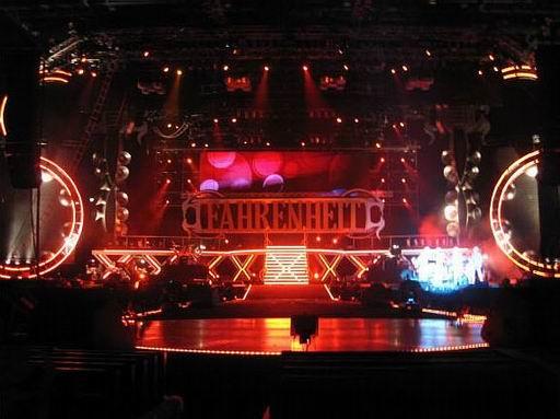 Fahrenheit World Tour Concert 2008 Hong Kong Concert
