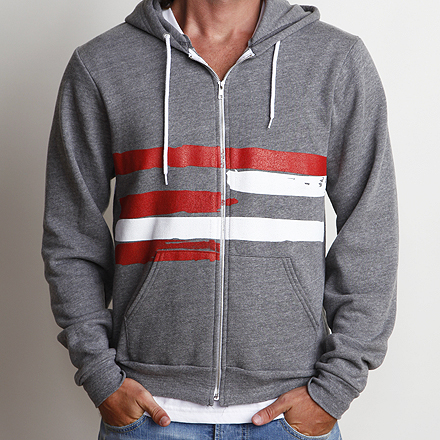 Freedom Hoodie Dark Heather