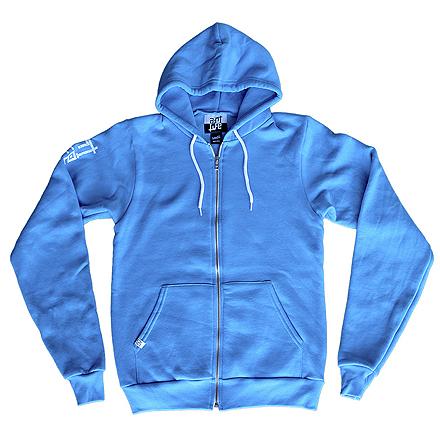 Guard Vintage Hoodie (Blue)