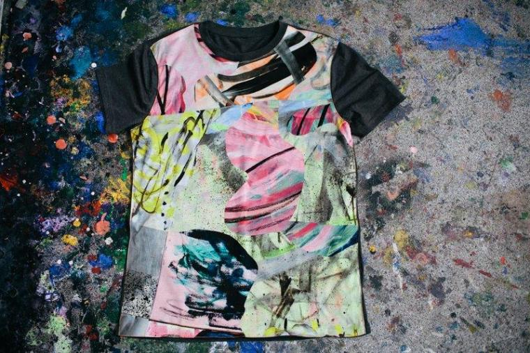 George Thompson's Graffiti T-shirt
