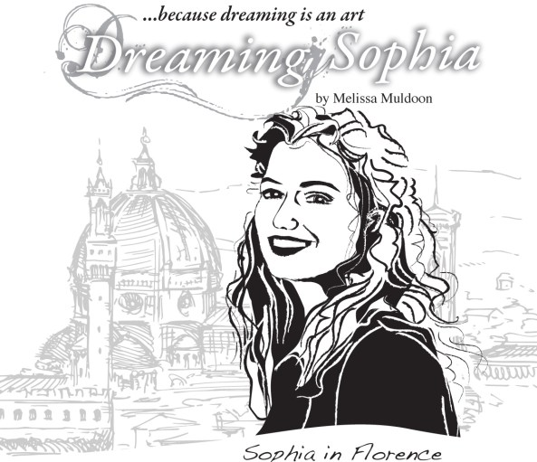 writing Dreaming Sophia