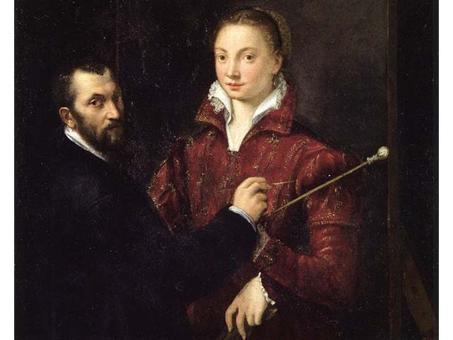 artist-sofonisba-anguissola-novel-melissa-muldoon-amazon-michelangelo