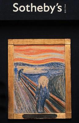 The Scream MoMa Exhibits Worlds Most Expensive Artwork - Artlyst