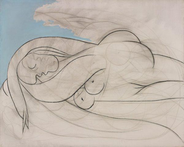 'La Dormeuse' (1932), Picasso