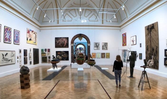 Royal Academy of Arts Summer Exhibition, 2019 © P C Robinson, Artlyst