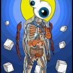 Anatomie Etrange 2 Digitale Kunst Door Octo Artmajeur