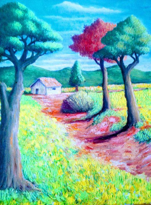 English Translation of paysage de rêve The official Collins French-English Dictionary online. Paysage De Mon Reve Dessin Par Artsab Artmajeur