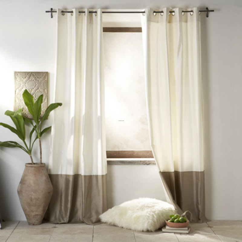 8 fun ideas for living room curtains