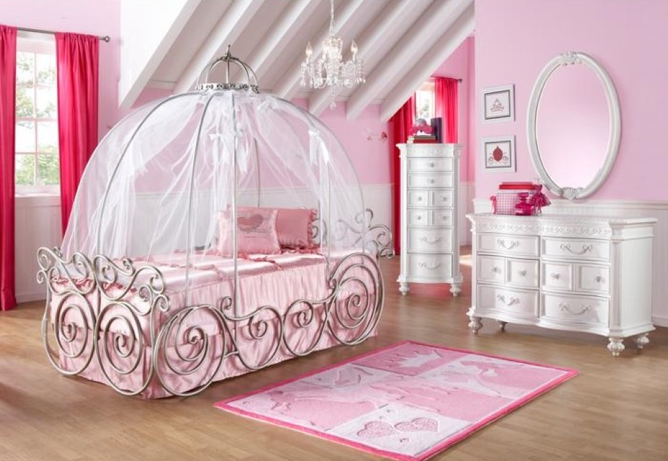 diy princess bed canopy for kids
