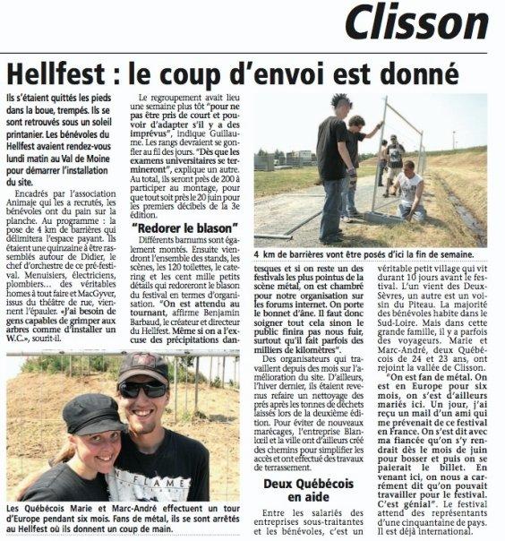 Journal Loire