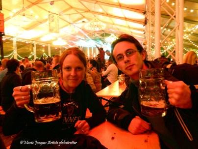 Volksfest-Nuremberg - Allemagne
