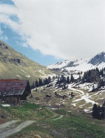 Diablerets-montagne-Suisse