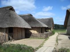 Wikinger Häuser Haithabu - Schleswig