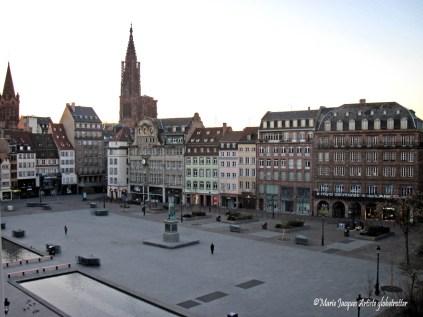 Strasbourg...de ma chambre