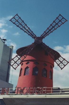Paris-Moulin Rouge