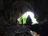 Sadan cave-sortie
