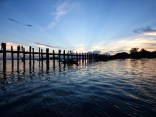 U Bein Bridge- Amarapura-1