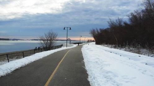 Piste de la Eastern Promenade