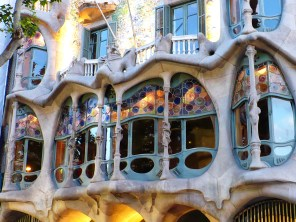 Barcelone selon Gaudi