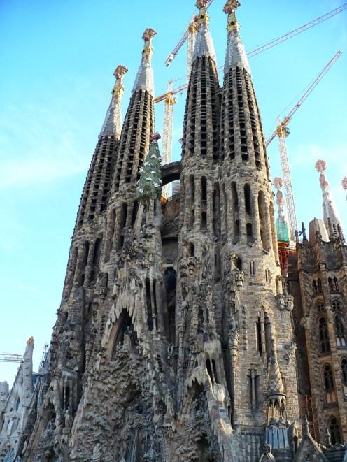 Sagrada Familia à Barcelone