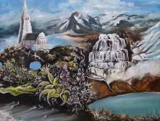 Islande Terre de glace et de feu / partie 1