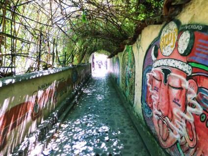 Passage à San Marcos