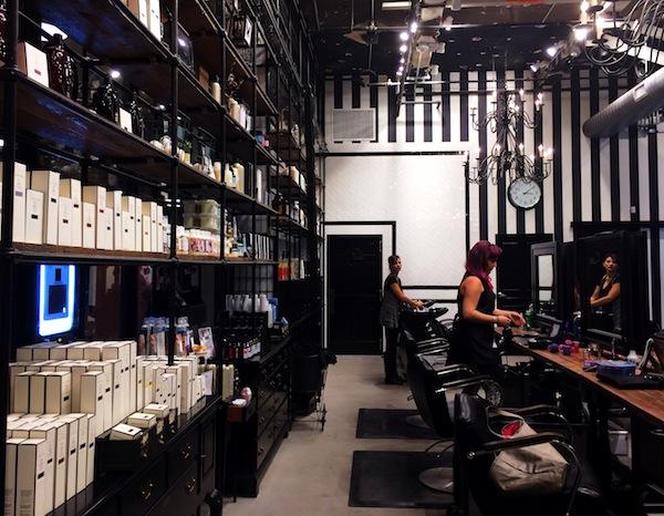 T Style Hair Salon Minneapolis: Gothic Locks: Hairroin Concept Salon