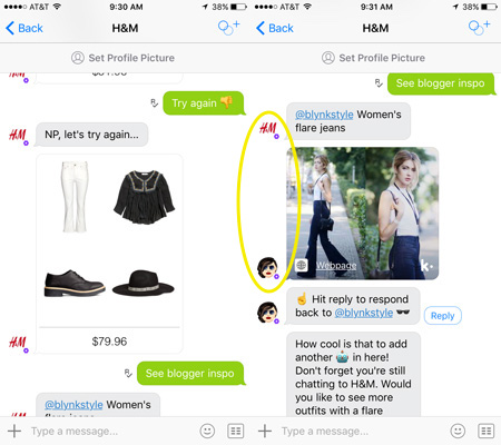 fashion Chatbot step 6-7