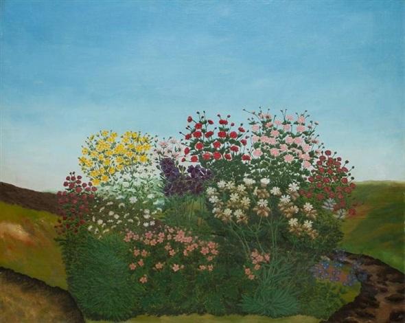 massif de fleurs by andre bauchant on artnet