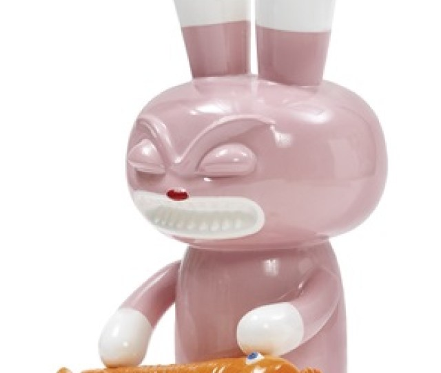 Figurine Model Carrot Lover Love Carrot By Massimo Giacon