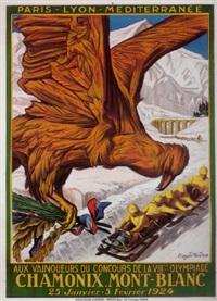 Chamonix-Mont-Blanc, 1924–1924