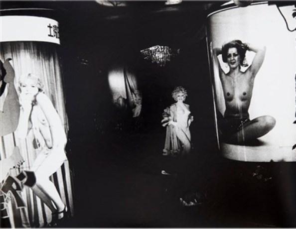 Daido Moriyama's Zoku Nippon Gekijo Shashincho (Japan, a Photo Theater II), 1978 | Photo courtesy of the artist and Yoshi Gallery