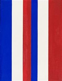 O.T. (Blau-Weiß-Rot), 1971