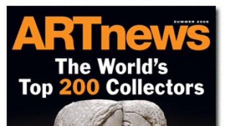 The 2006 ARTnews 200 Top Collectors