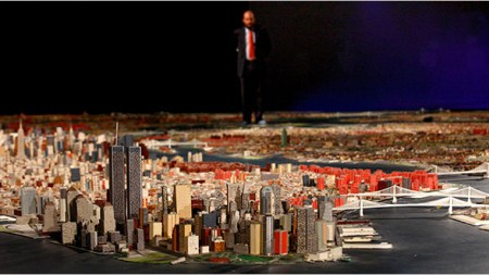 S.O.S. Queens Museum Sells City Model
