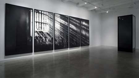 Robert Longo Surrenders the Absolutes