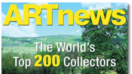 The 2009 ARTnews 200 Top Collectors